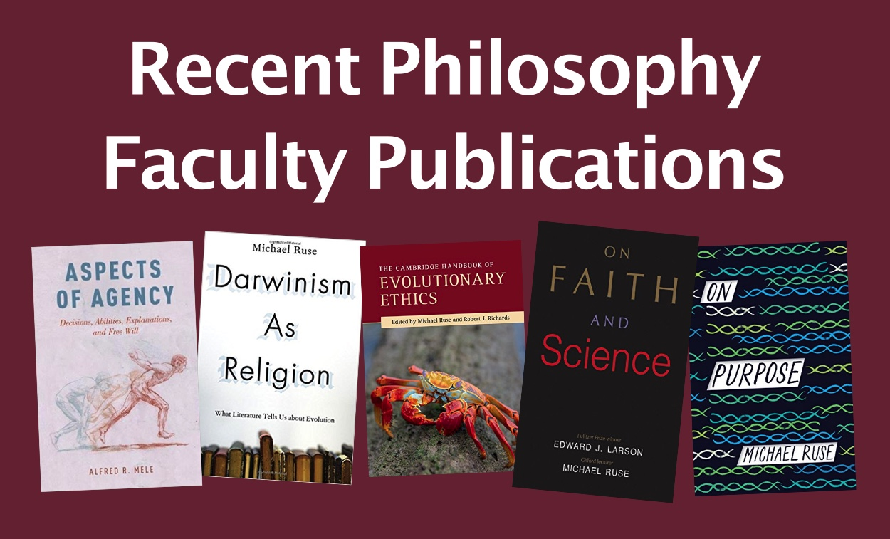 Faculty Publications From 2017